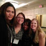 angelica-vannatta-sherry-sullivan-berlinda-owens-and-theresa-mickelson-at-the-banquet